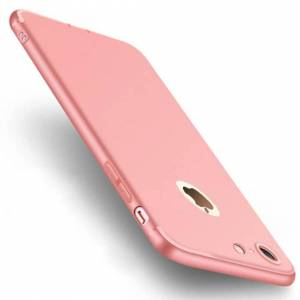 FinestBazaar (Rose Pink, For Apple iPhone X) Luxury Ultra Thin Slim Silicone TPU Soft Case Co