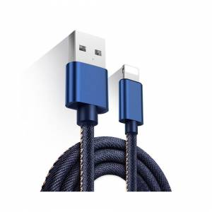 PUSTAR USB Fast Charging Adapter USB Cable Fast Charger Data Cable for IPhone
