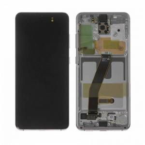 ffs For Samsung Galaxy S20 5G SM-G981F LCD Screen in Grey