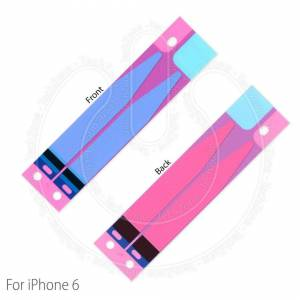 TechZone Battery Adhesive Glue Tape Sticker Sticky Strip for Apple iPhone 6 4.7''