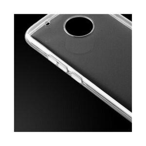 Cadorabo (FULLY TRANSPARENT) Cadorabo Case for Motorola MOTO G5 PLUS case cover