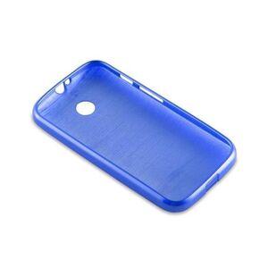 Cadorabo (BLUE) Cadorabo Case for Motorola MOTO E case cover
