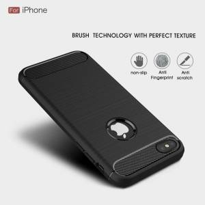 FinestBazaar Shockproof Silicone Light Brushed Grip Case Protective Case Cover F
