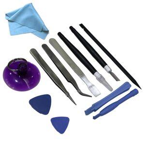 ACENIX New 20 in 1 Repair Tools Kit Screwdrivers for iPhone 4S 5 5S iPad air Samsung