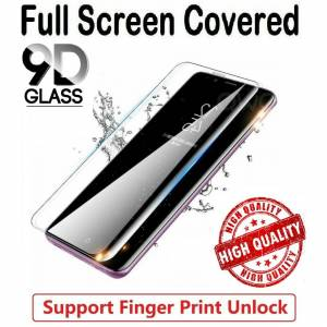 Unbranded (For Samsung S20 Ultra, CLEAR) Tempered Glass Screen Protector