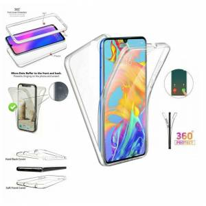 Samsung Case For Samsung Galaxy S20 Plus 5G Full 360 Protection Transparent Cover