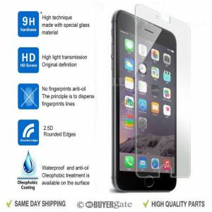 ACENIX GENUINE Tempered GLASS Screen Protector For Apple iPhone 6S & 6 PREMIUM