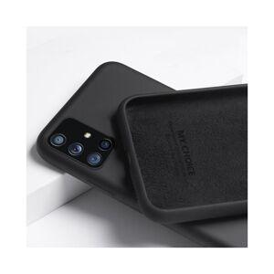 Slowmoose (Orange / For Samsung S20 FE) Original Liquid Silicone Soft Case For Samsung