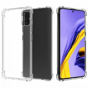 Samsung Case For Samsung Galaxy S20 FE Fan Edition Clear Silicone Gel Shockproof By Atou