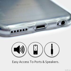 Stuff4 (Silver Sparkle Initial Name) Personalised Custom Handwritten Glitter Samsung Ga