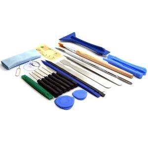 ACENIX New 23 Pcs Repair Tool kit for Apple iPhone iPad iPod PSP NDS HTC Mobile Phones