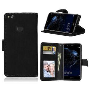 FONEJACKET For Motorola Moto E5 Play Phone Case, Cover, Wallet, Slots, PU Leather / Gel – B