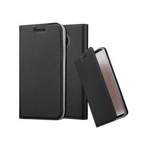 Cadorabo (CLASSY BLACK) Cadorabo Case for Motorola MOTO G5S case cover