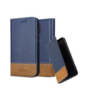 Cadorabo (DARK BLUE BROWN) Cadorabo Case for Motorola MOTO G4 / G4 PLUS case cover