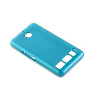 Cadorabo (TURQUOISE) Cadorabo Case for Sony Xperia E1 case cover