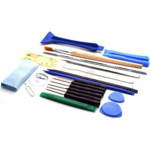 ACENIX New 23 Pcs Repair Tool kit for Apple iPhone iPad iPod PSP NDS HTC Mobile Phones