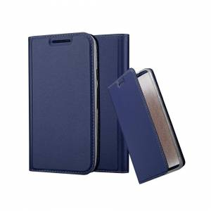 Cadorabo (CLASSY DARK BLUE) Cadorabo Case for Motorola MOTO G3 case cover