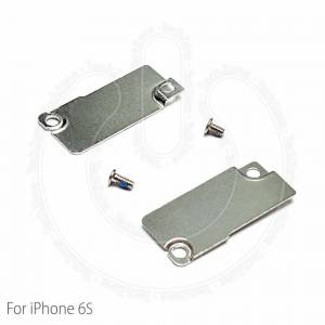 TechZone iPhone 6S 4.7'' Battery Power Connector Metal Bracket Shield Cover Plate & Screw