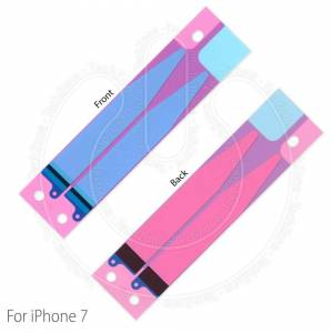 TechZone Battery Adhesive Glue Tape Sticker Sticky Strip for Apple iPhone 7 4.7''