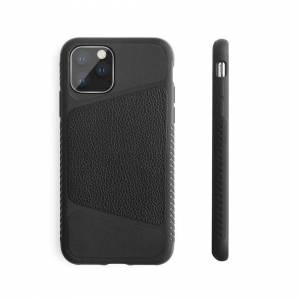 Unbranded Phone Case for iPhone 11 Pro Rugged TPU Shockproof Black Cover