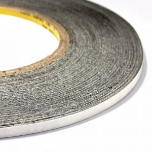 ACENIX 2mm X 50m Double Sided extremly strong Tape adhesive fits iphone samsung nokia