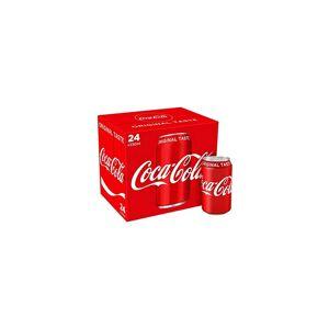 Coca Cola Cans (24 x 330ml)