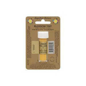Sugarflair Blossom Tint 7ml - Lemon Yellow