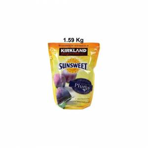 Sunsweet Pitted Dried Plums Kirkland Signature Sunsweet Pitted Dried Plums, 1.59kg