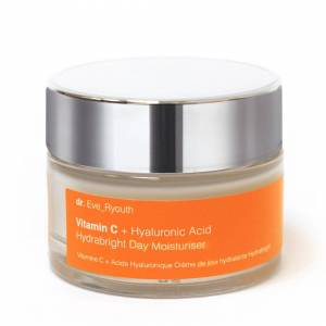 dr. Eve_Ryouth Vitamin C + Hyaluronic AcidHydrabrightDay Moisturiser 50ml