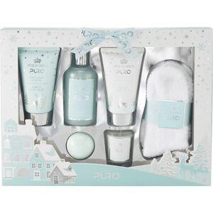 Style & Grace Puro Pamper Blockbuster Set - 150ml Body Wash, 150ml Body Lotion,
