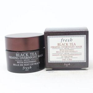 Fresh Black Tea Firming Overnight Mask  0.5oz/15ml New With Box