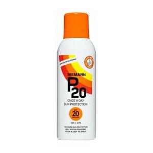 Riemann P20 SPF20 150ml Sun Cream Spray
