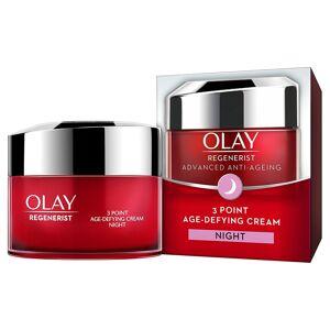 Olay Regenerist - 3 Point Age-Defying Night Cream (15ml)