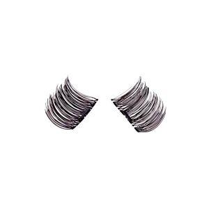 Unbranded 2 Pairs 3D Magnetic False Eyelashes Fake Eye Lashes Allergy Free Extension Eye