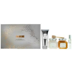 Laura Mercier Ambre Vanille Edt 15Ml- Body Creme 200Ml - Honey Bath