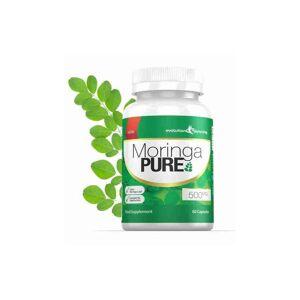 Evolution Slimming Moringa Pure Capsules 500mg - 60 Capsules - Antioxidant - Evolution Slimming