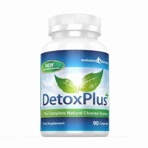 Evolution Slimming Detox Plus Complete Cleansing System - 1 Month Supply - Colon Cleanser - Evoluti
