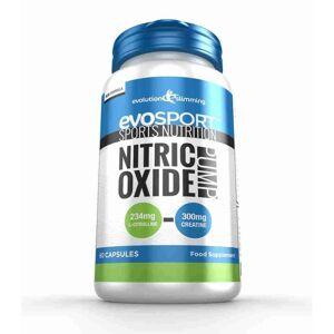 Evolution Slimming EvoSport Nitric Oxide Pump - 60 Capsules - Sports Nutrition - Evolution Slimming