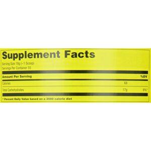 Ultimate-Nutrition Universal Nutrition Carbo Plus Powder 2 x 1Kg (2Kg Powder)