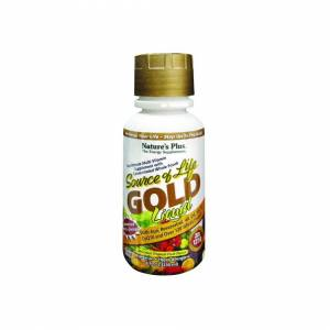 Natures Plus Source of Life GOLD Liquid, 8oz