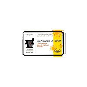 Pharma Nord Bio-Vitamin D3 125mcg 5000IU, 40 capsules