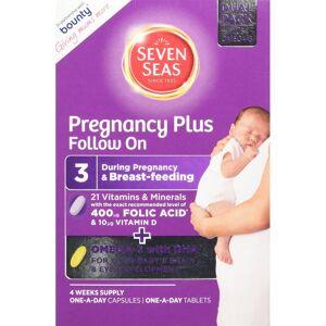 Seven-Seas Seven Seas Pregnancy Plus Follow On, 4 Weeks Supply - 56 Capsules