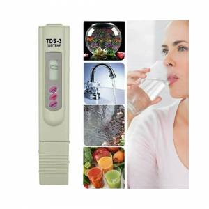 Unbranded TDS-3 Meter Temp PPM Digital LCD Tester Tap Water Quality Filter Purity 1-9990