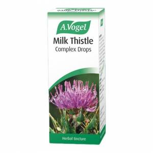A.Vogel Milk Thistle Complex Drops 50ml