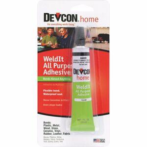 Stormsure Devcon Weld-It All Purpose Waterproof Adhesive 1 OZ 18245