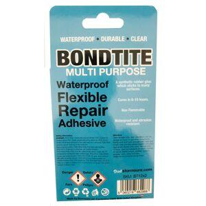 Stormsure Bondtite Waterproof Flexible Repair Adhesive 12g Tube (Pack of 2)