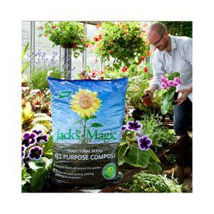 Westland Jack's Magic All Purpose Compost Garden Plant Soil - 60L