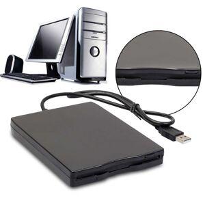 "GANBUY USB Portable External 3.5"" 1.44MB Floppy Disk Drive"