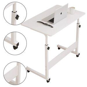 Unbranded Adjustable Notebook Computer Standing Desk Folding Table Trolley