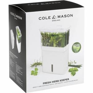 Cole & Mason Cut Herb Keeper